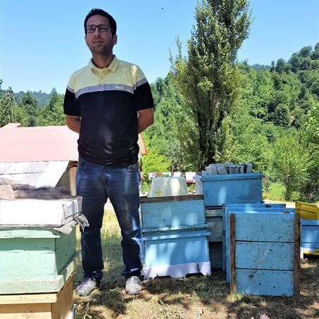 آقا مصطفی زنبوردار
