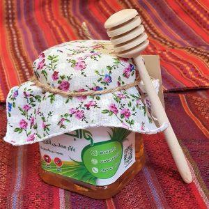 عسل بهارنارنج (مرکبات) طبیعی واجارو مستقیم از کشاورزان