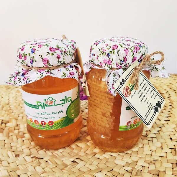 عسل طبیعی اقاقیا (جنگل)