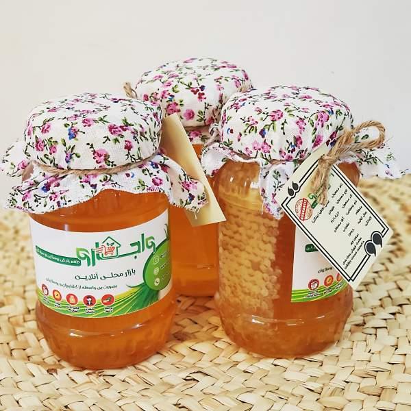 عسل طبیعی جنگل