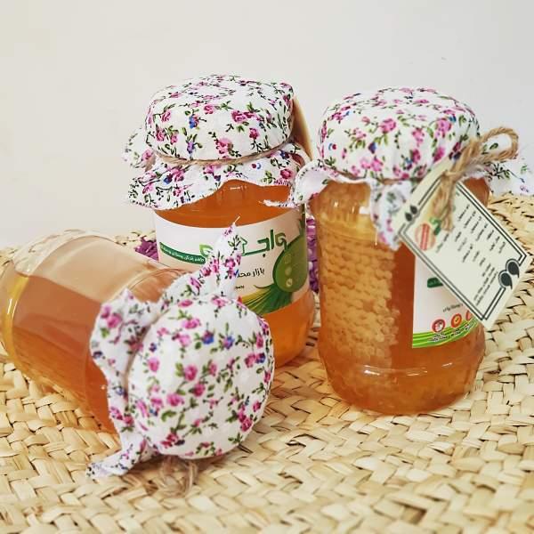 عسل طبیعی اقاقیا