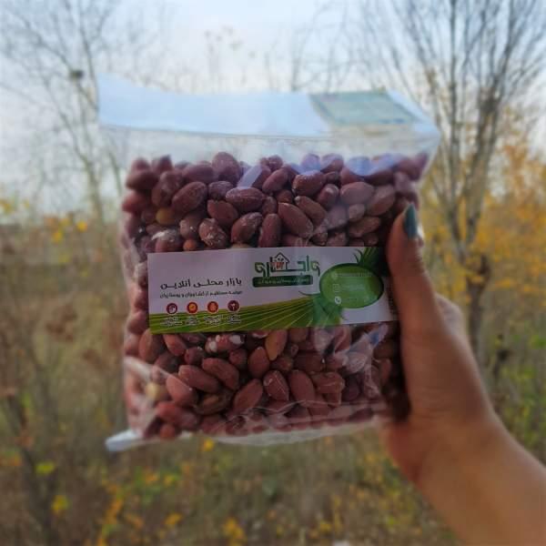 بادام زمینی درشت از کشاورز بخریم