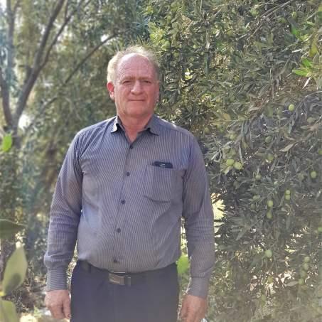 حاج موسوی باغ زیتون