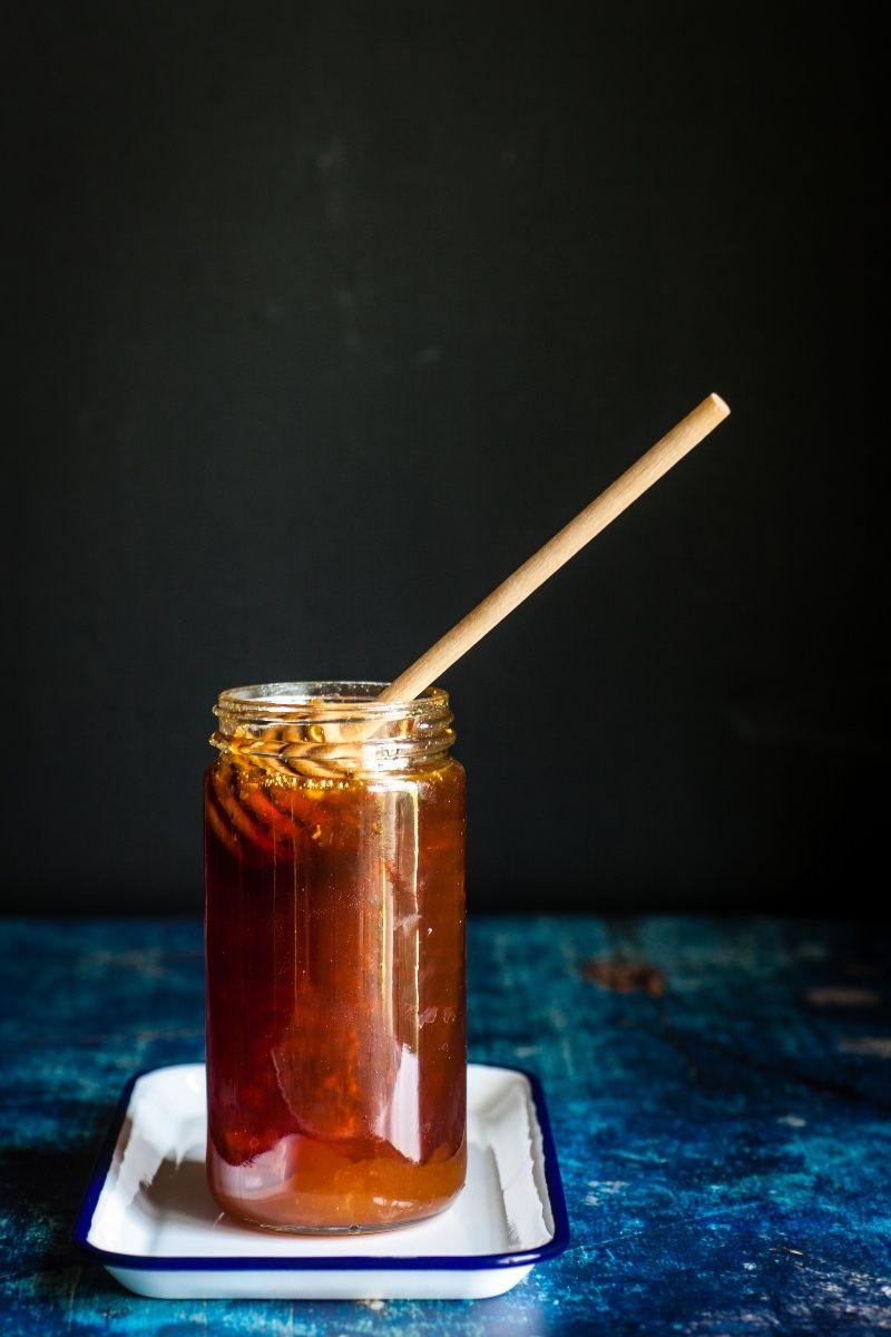 عسل ایرانی سیاه دانه