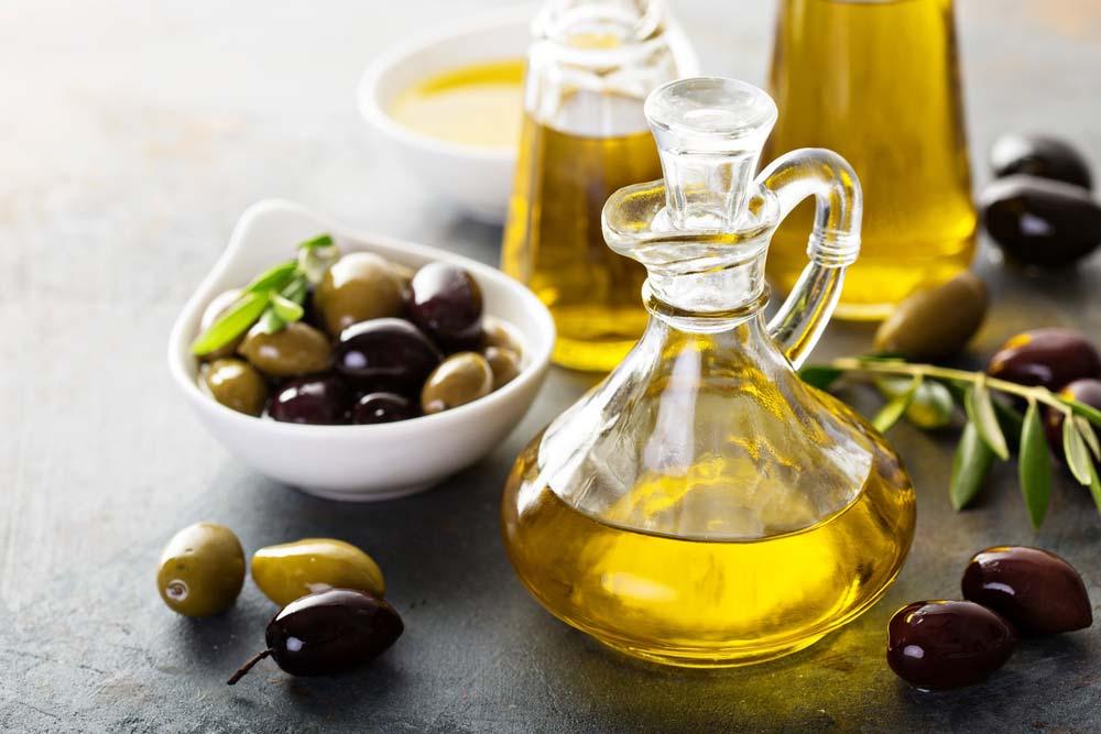 روغن زیتون برای پوست و سوختگی پوست نوزاد مفید میباشد.