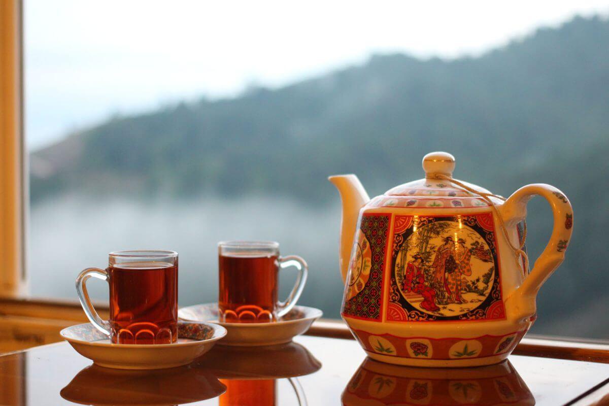 مصرف اصولی چای از انسداد عروق جلوگیری میکند.