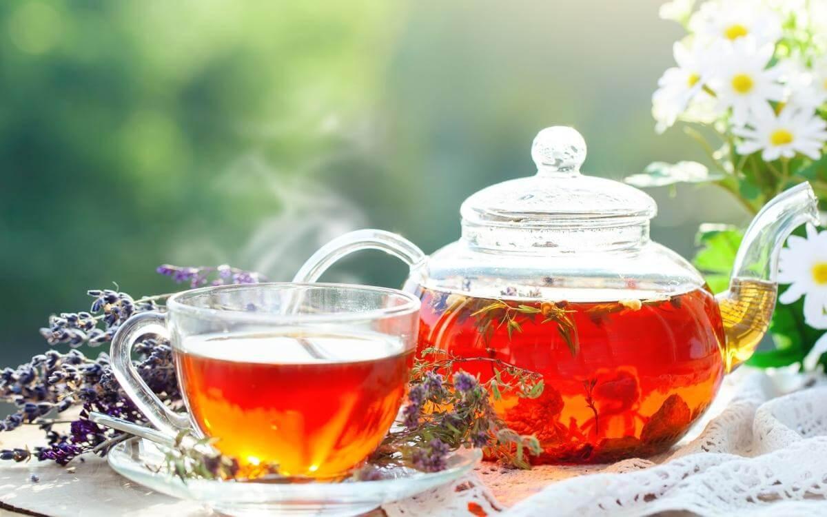 برای استفاده از خواص چای برای چشم باید از نوع کیسهای آن استفاده شود.