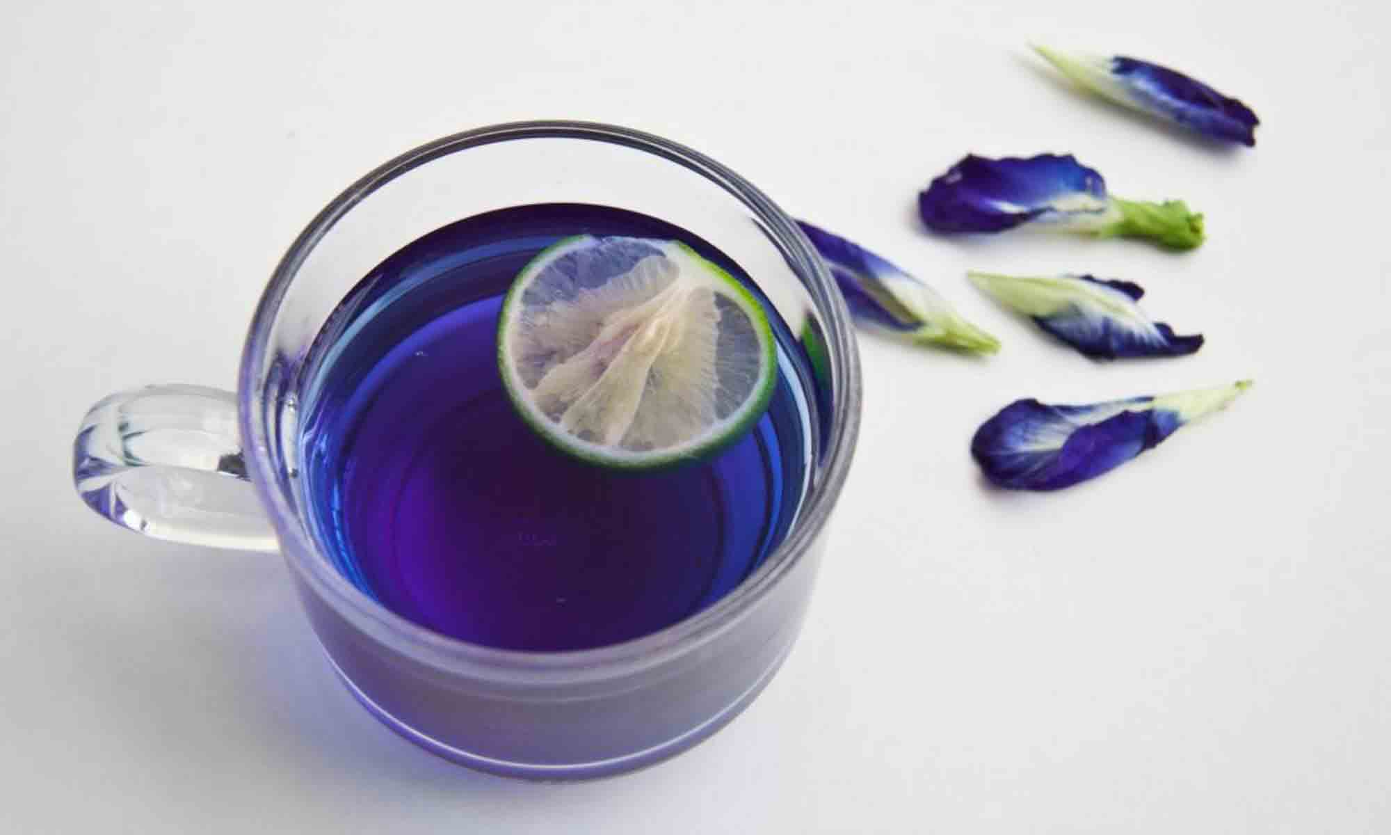 مصرف گل گاوزبان برای افرادا دارای افت فشار مفید است.