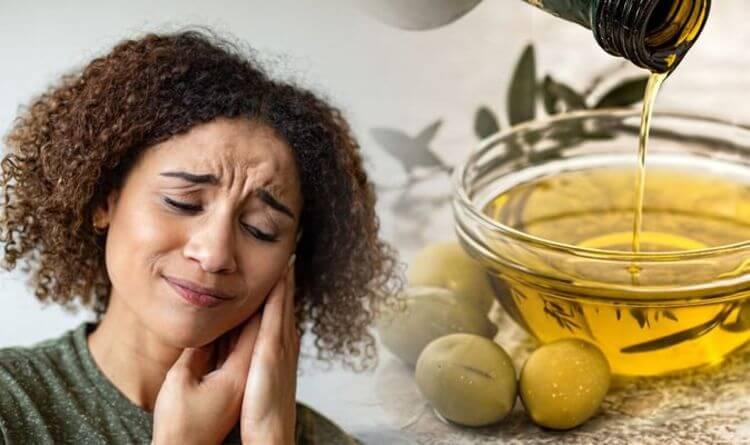 مصرف روغن زیتون به عنوان یک داروی طبیعی برای درمان عفونت گوش توصیه میشود.