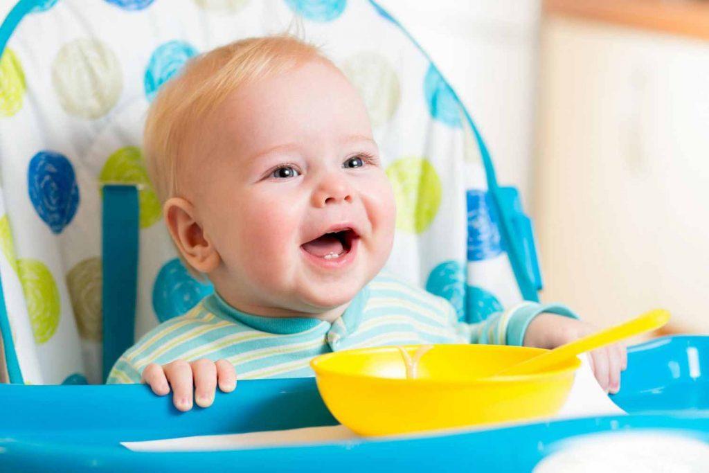 بادام زمینی برای سیستم گوارش کودکان بسیار مفید است.