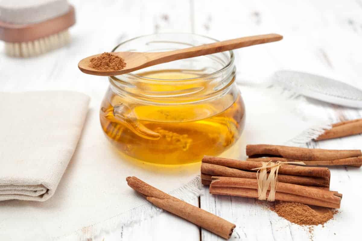 عسل و دارچین به دلیل خاصیت ضدمیکروبی و ضدباکتری از ورود ویروس به بدن جلوگیری میکند.