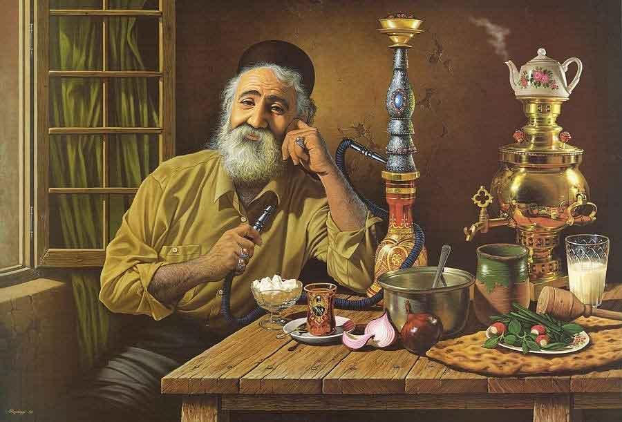 چای در بین ایرانیان محبوبیت بسیار زیادی دارد.