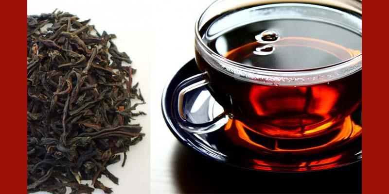 چای برای چرب، خشک و حساس بسیار مفید است.