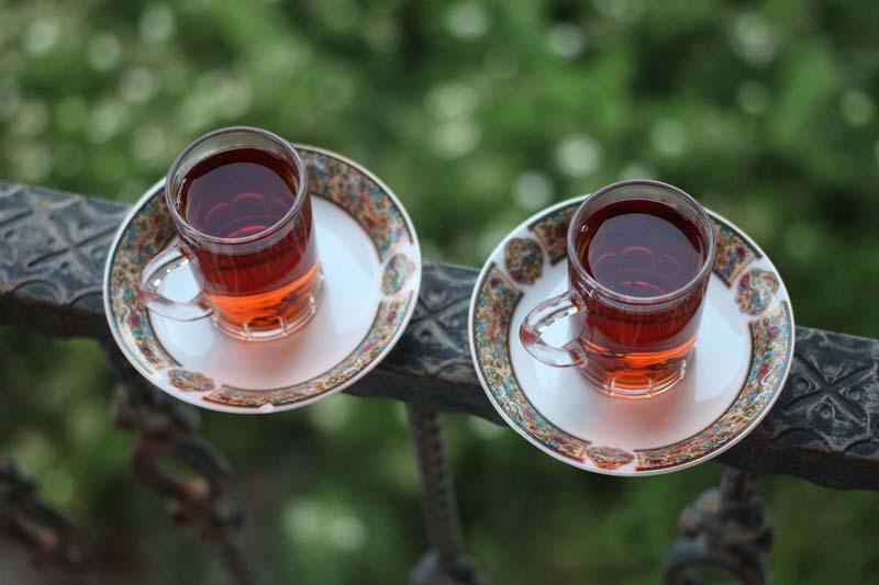 در هوای گرم هند برگهای گیاه چای درشتتر، پهنتر و دارای آنتیاکسیدان بیشتر هستند.