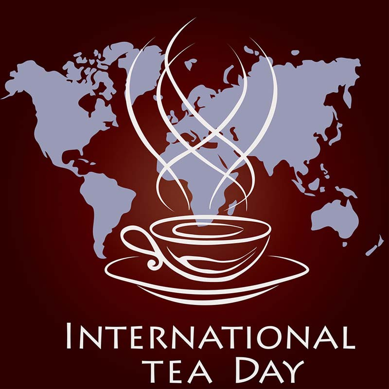 دلیل مهم نام گذاری روز چای، تبادل این محصول همچنین صادرات و واردات گستردهای است که بین کشورهای مختلف در جریان می باشد.