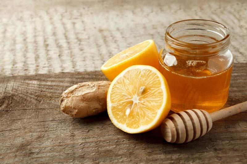 زنجبیل یکی از مواد موثر در تقویت سیستم ایمنی بدن است.