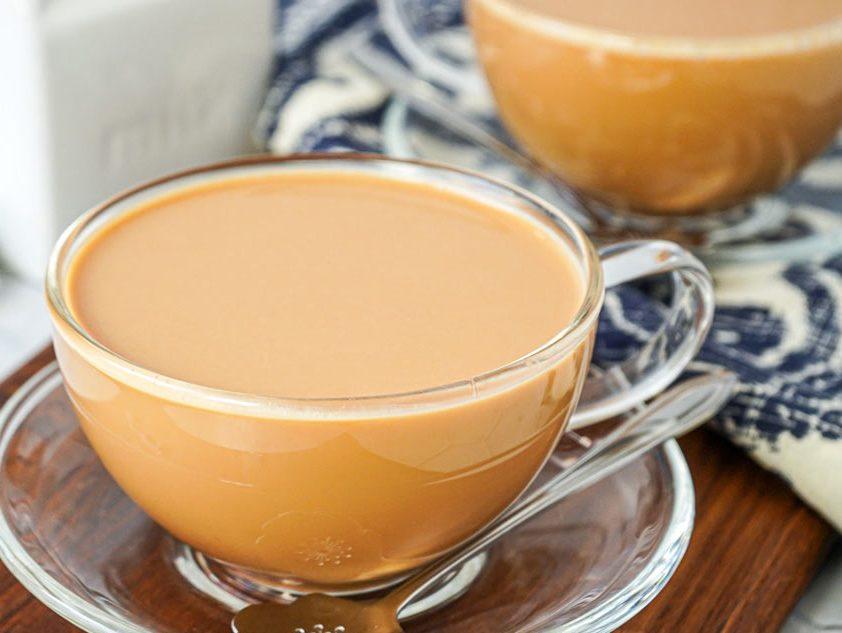 شیر چای دارای انواع مختلفی میباشد.