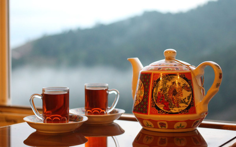 طرز تهیه چای در کشورهای مختلف رسوم مختلفی داره