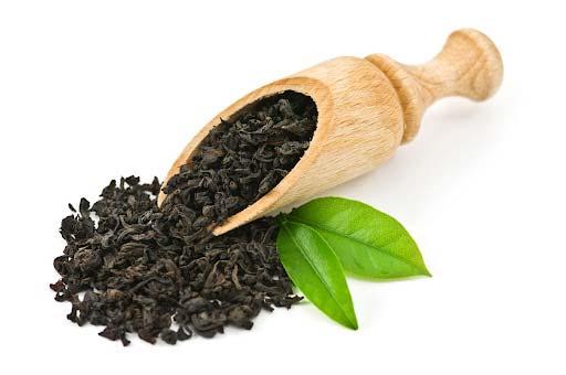 چای دارای مقدار مناسبی کافئین، تیانین و آنتیاکسیدان است.