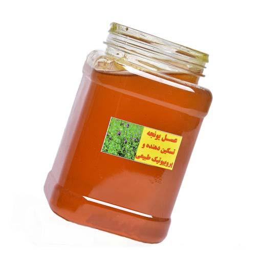 خواص عسل یونجه به دلیل وجود آنزیمهای فراوان، ویتامینها و کربوهیداتها بسیار مورد توجه قرار گرفته است.